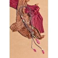 Pink Agate Triad